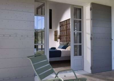 Chambre « Fangassier » | Mas du Couvin | Chambres d'hôtes, maison de vacances | Le luxe au naturel