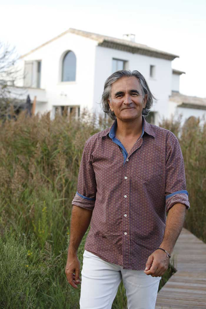 Jean-Luc, host | Mas du Couvin |  BED AND BREAKFAST, HOLIDAY HOME IN CAMARGUE
